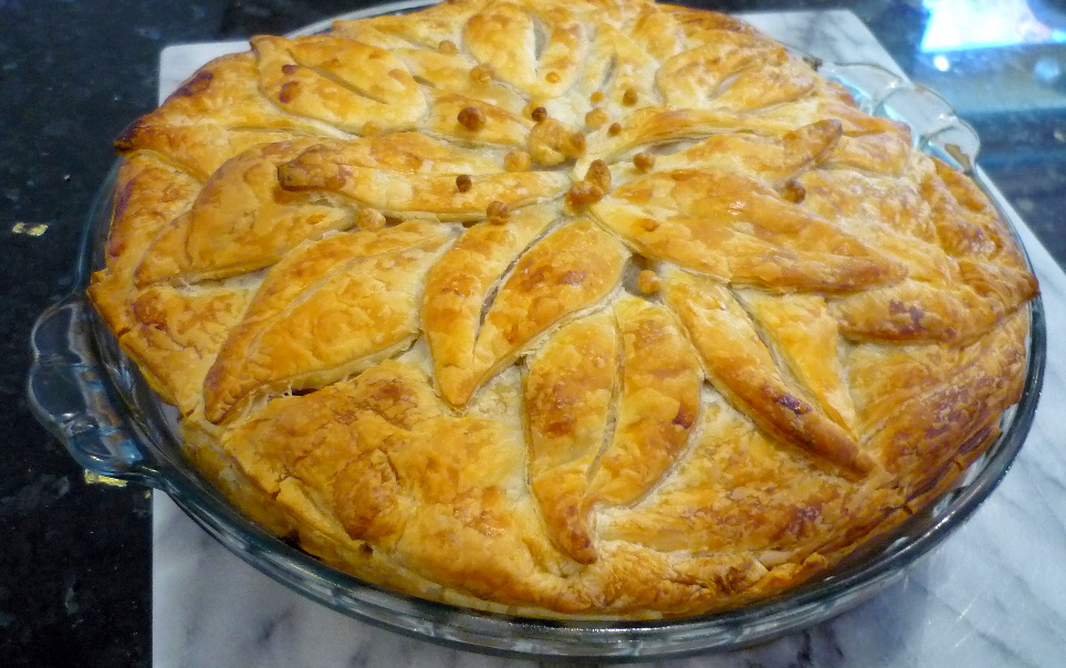 Mushroom Pie Recipes — Dishmaps