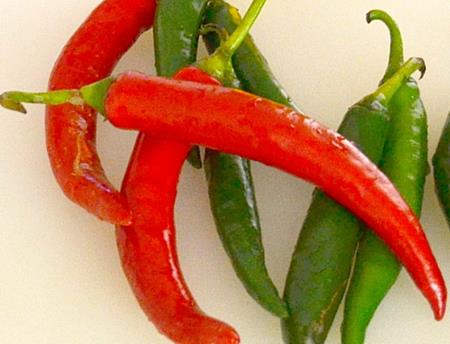Chillies are evil!!