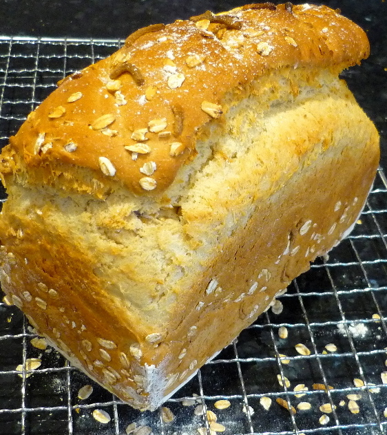 Gemma's Wholemeal Bread