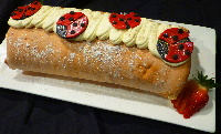 Berry Swiss Roll