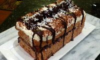 Blackforest Icecream Cake