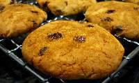 Sultana Toffee Cookies
